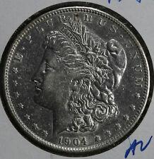Nice Almost Uncirculated 1904-O Morgan Dollar!!