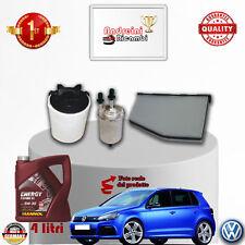 Kit Inspección Filtros + Aceite VW Golf VI 1.2 TSI 77KW 105CV De 2009- >