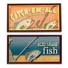 2 Fishing Cake Designer Decoration Topper Fish  Decoration Birthday Baby Shower
