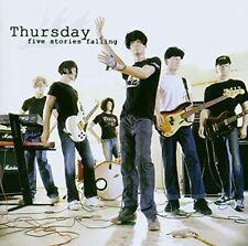 Thursday - Five Stories Falling [CD]