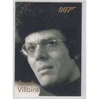 James Bond Dangerous Liaisons - Bond Villains F32 Michael Gothard as Emile