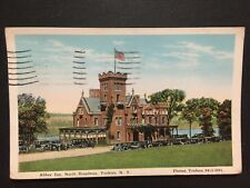 Antique POSTCARD c1929 Abbey Inn North Broadway YONKERS, NY (19934)