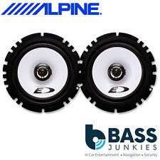 """Alpine SXE-1725S Car Stereo 17CM 6.5"""" Inch 440 Watts 2 Way Door Coaxial Speakers"""
