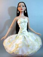 """Tonner American Model 22"""" Doll Fashion Clothes Evening Dress Outfit Gown Skirt"""
