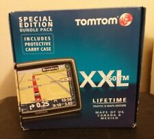 TomTom Xxl 550-Tm Automotive Mountable Gps Navigator Bundle Excellent Condition!