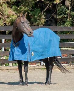 AniMac Lightweight Turnout Rug | New Zealand Canvas 18oz Wool Lined