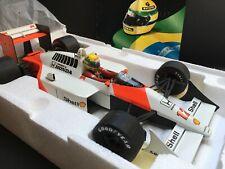 Minichamps - Ayrton Senna - McLaren - MP4/4 - 1:12 -1988 - World Champion