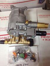 Bonus Horizontal Pressure Washer Pump 3000 Ridgid Blackmax Generac Husky Honda