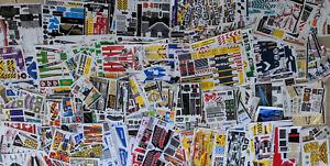 Stickers Original LEGO neuf: 10000 à 39000 (decal,Aufkleber,autocollant,adesivi)