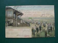 Corr-K ca 1905 Karlsbad - Rennbahn - Originalfotos