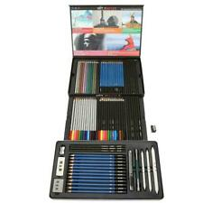 60Pcs/kits Professional Artist Drawing Pencil Colorful GraphitPainting Supplies
