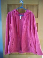 NEW Women Coral Pink White Tie Dye Sweatshirt $69 Shirt Soft XXL//XL Green Tea