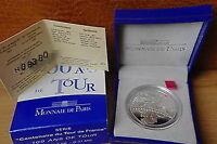 BOITIER B.E CENTENAIRE DU TOUR DE FRANCE 1903 . 2003 1 € 1/2