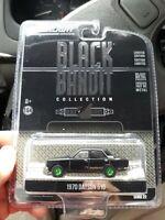 🔥Greenlight Black Bandit SE.22 1/64 1970 Datsun 510 CHASE GREEN MACHINE 🔥🔥