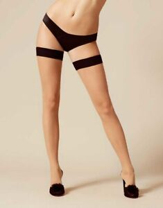 Agent Provocateur Womens Astra Hold Ups Nude XS