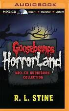 Goosebumps Horrorland Collection by R L Stine (CD-Audio, 2015)