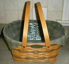 Longaberger 1996 Traditions Collections Community Basket Combo