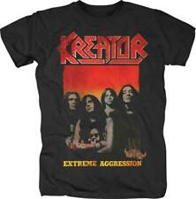 KREATOR Extreme Aggression T SHIRT S-M-L-XL-2XL New Official Bravado Merchandise