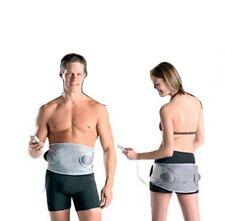 Electric Body Fat Burn Tummy Waist Sauna Belt Slimming Band Calorie Weight Lost