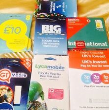 Pay As You Go Platinum EE Mobile Phone SIM Cards