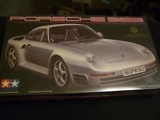 Tamiya Porsche 959 Precision Series 24065A 1/24 scale model kit NIB