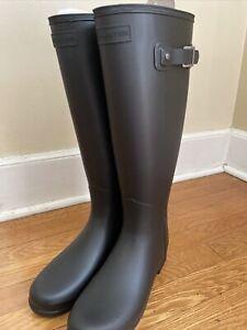 Womens NEW Hunter Boots 8