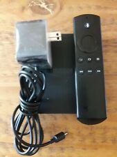 Amazon Fire TV 2nd Generation Media Streamer 8 GB - Black