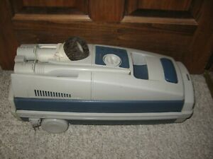 Vintage Electrolux Epic Series 6500 SR Power Nozzle Canister Vacuum Cleaner
