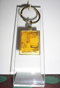 1996 Olympic Games ATLANTA OFFICIAL USOC OLYMPIC POSTER 1896 Athens Keychain
