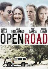 Open Road (DVD, 2013) Andy Garcia Juliette Lewis