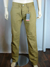Pierre Cardin Mens Khaki Chinos/Trousers   (4R)