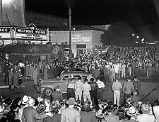 Fox Westwood Village Marquee 1948 Adventures Of Casanova 8 x 10 Photograph