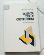 Lezioni di SCIENZA DELLE COSTRUZIONI Zaccaria, Univ.Trieste