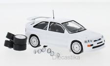 1:43 IXO Ford Escort RS Cosworth Plain Body Version 4 Ersatzräder Scheinwerfer