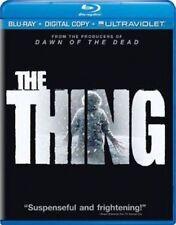 The Thing Blu-ray 2011 Mary Elizabeth Winstead