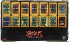 Yugioh Custom Classic Original Playmat Old School Vintage Spell Magic 2004 New