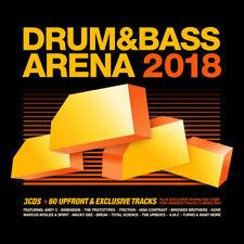 Various Artists : Drum&Bass Arena 2018 CD (2018) ***NEW***