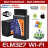 ELM327 WIFI ELM 327 Valise Diagnostique Automobile INTERFACE Diag auto OBD2