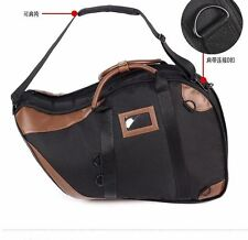 Portable One piece French horn bag French horn case