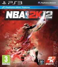 NBA 2K12 (PS3) VideoGames