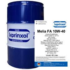 60l FASS LMFA 10W40 Motoröl für LKW und Busse mit Global DHD-1 60 Liter