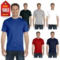 Hanes Men's Short Sleeves T-Shirt 6.1 oz. Beefy Tall Tee LT-4XLT 518T