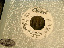 GREAT WHITE~THE ANGEL SONG~MINT~RARE PROMO~CAPITOL 7 PRO-79761~ ROCK  45