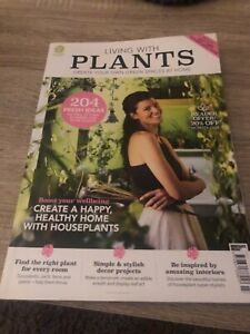 Living with Plants Magazine - Create Your Own Green Spaces at Home