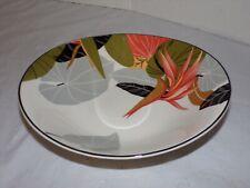 Sango The Larry Laslo Collection Maui 7001 Bird of Paradise Soup Salad Bowl