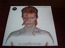 David Bowie – Aladdin Sane,2016 Parlophone Press.New,Sealed,180 Gram Vinyl