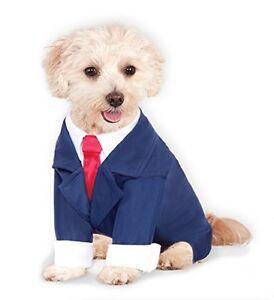 Business Suit for Pet Halloween Dog Costume Medium