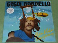 """GOGOL BORDELLO Pura Vida Conspiracy LP WHITE VINYL 7"""" WHITE Single CD EXXELLENT"""