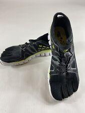 Fila Skeletoes Men's Sz 8.5 Black Running Trail Athletic Shoes