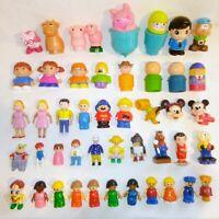 Vintage Figurines And Toy Figures BULK BUNDLE LOT
